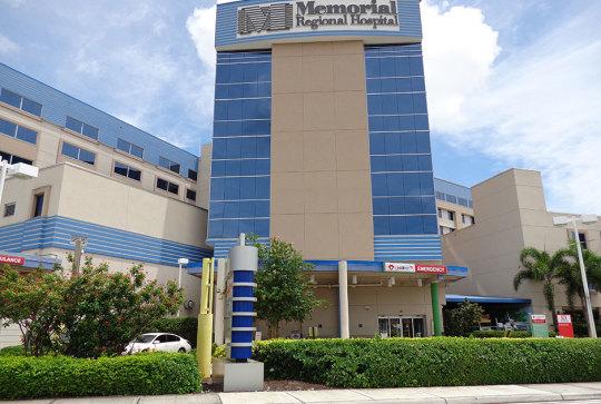 Memorial-Regional-Hospital
